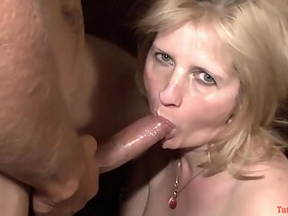 Nuvid blonde cumshot group sex