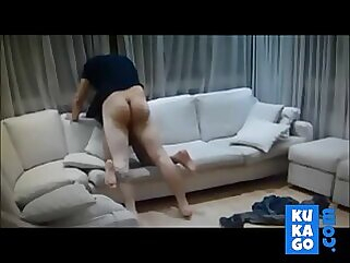 Nuvid hot homemade fuck on couch