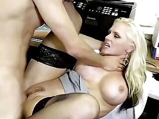 Nuvid big tits stockings milf